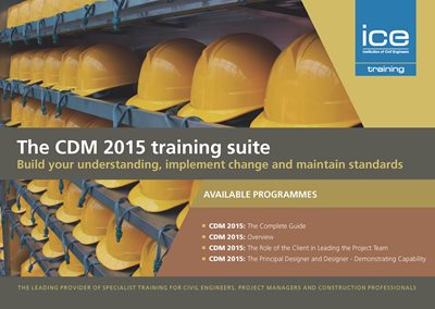 CDM 2015 - Get trained by the experts