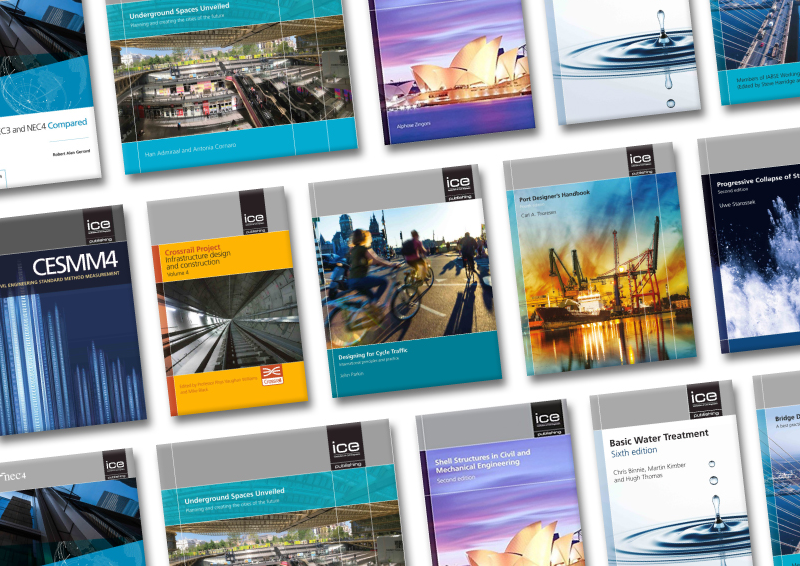 New one-stop-shop for civil engineering publications now open