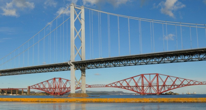 New lease of life for Forth Road Bridge