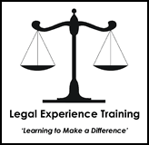 Legal experience training, Expert Witness Conference 2018