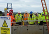 Students gain valuable construction skills experience in Norfolk
